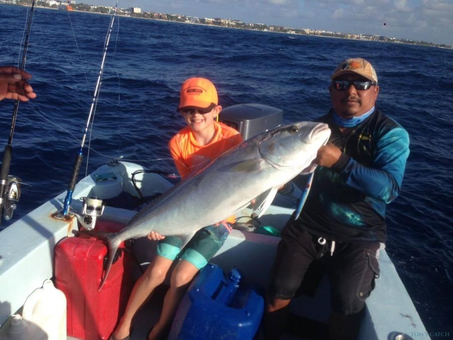 Charter de pesca Abiyael