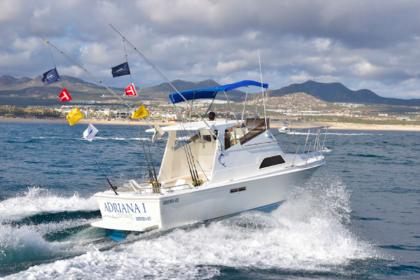 Adriana Baja California Sur pesca