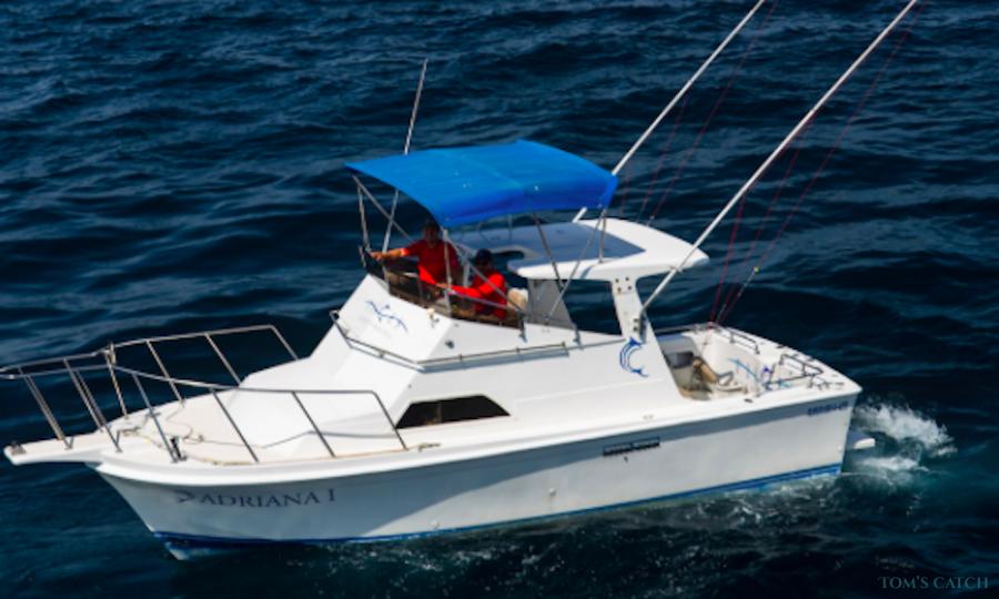 Charter de pesca Adriana