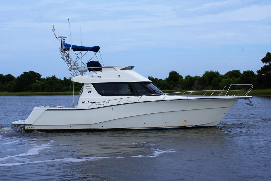 Charter de pesca Africa
