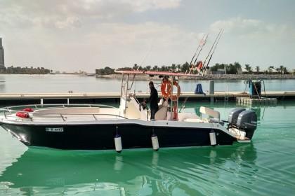 Al Marakeb Dubái pesca