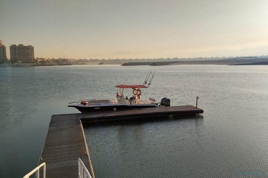 Charter de pesca Al Marakeb