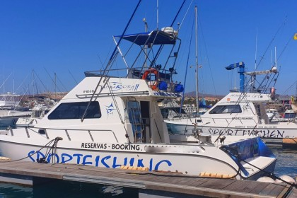 ALBAKORA CAT II Fuerteventura pesca