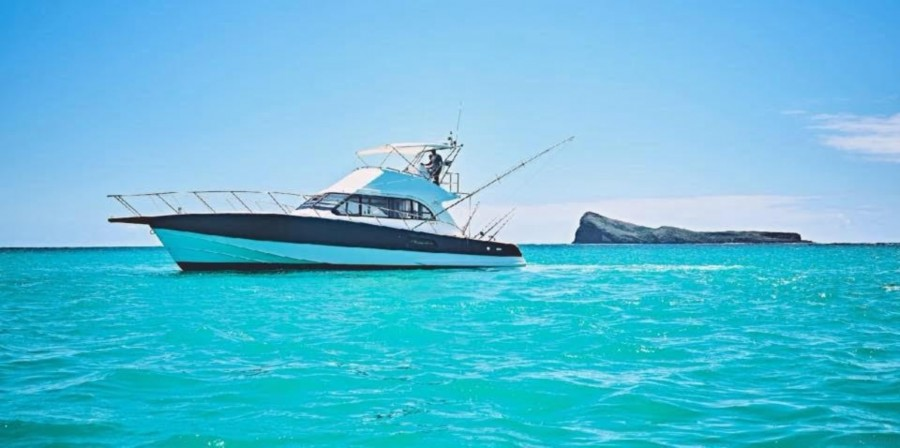 Charter de pesca AQUILA