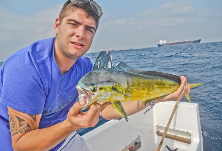 Charter de pesca At Last IV