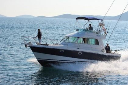 Bakul Croacia pesca