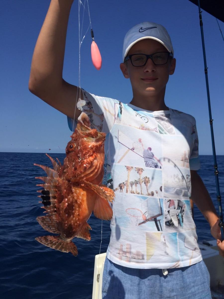 Charter de pesca BeBe-8