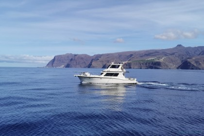 Belduca San Sebastián de la Gomera pesca
