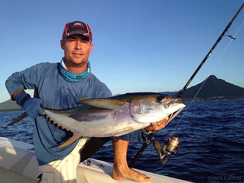 Charter de pesca Bertram 42