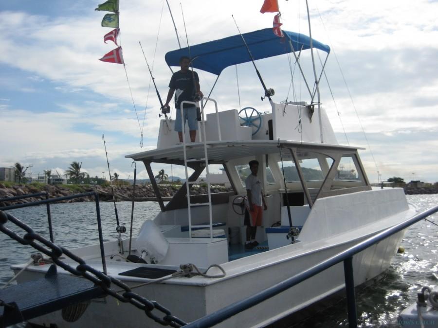 Charter de pesca Bibi Fleet Sportfishing