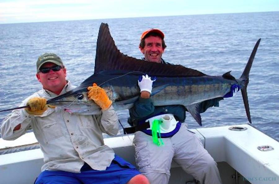 Charter de pesca Big Sister