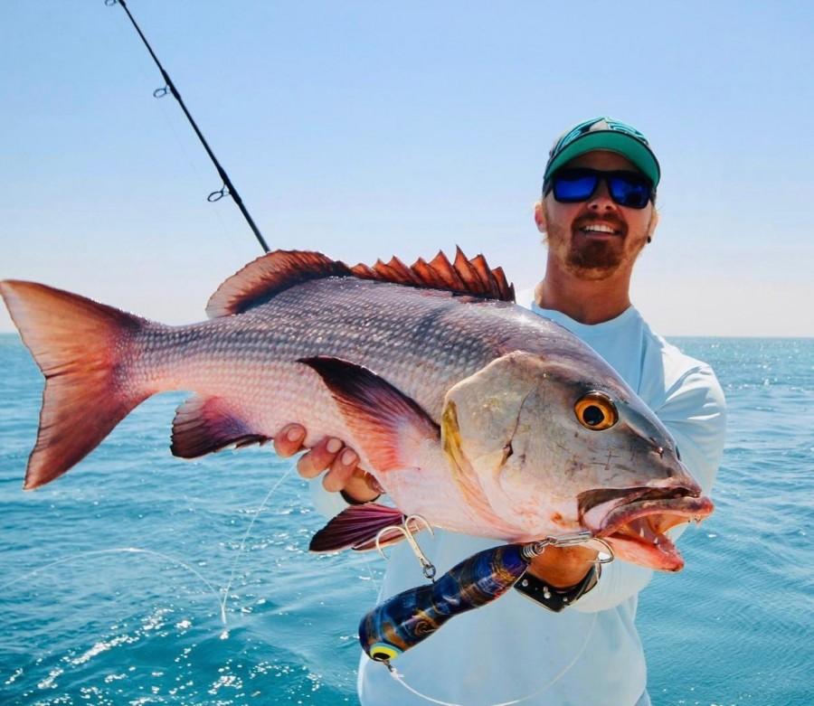 Charter de pesca Black Ops Business