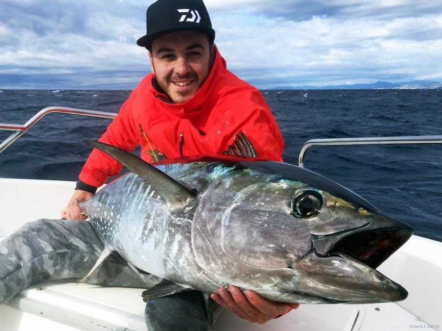 Charter de pesca Blondie
