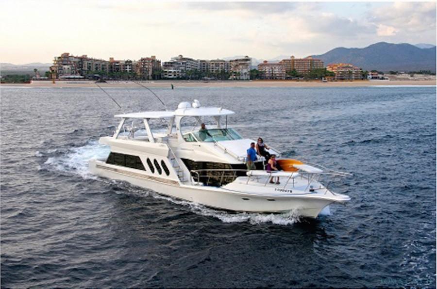 Charter de pesca Blue Water
