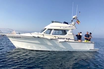 Bravo Marbella pesca