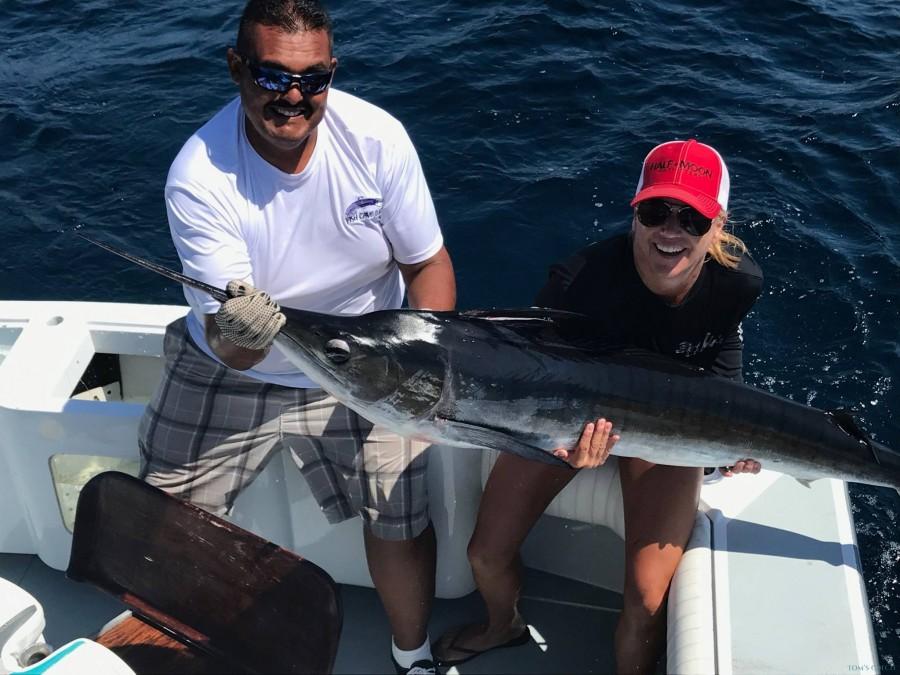 Charter de pesca Cabo Marlini 31
