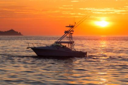 Charter de pesca Cabolero