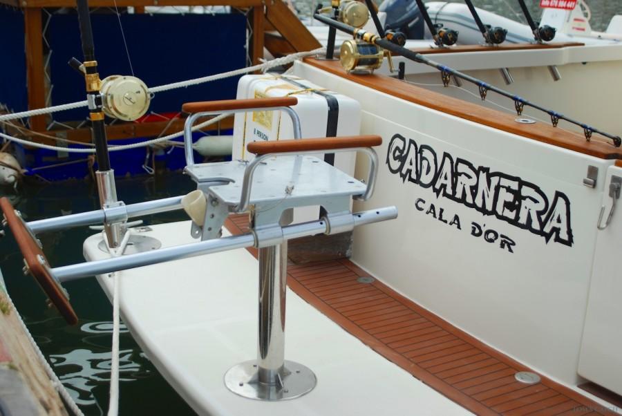 Charter de pesca Cadarnera