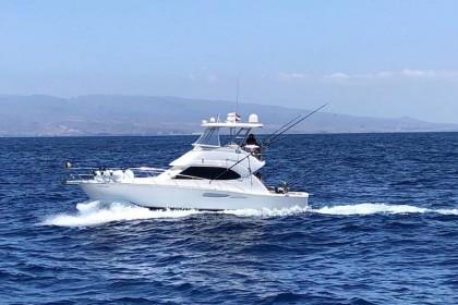 Charter de pesca Cal Rei