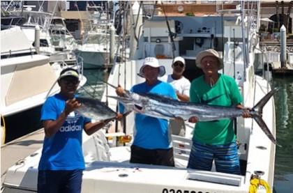 Charter de pesca California 28 FT SJC