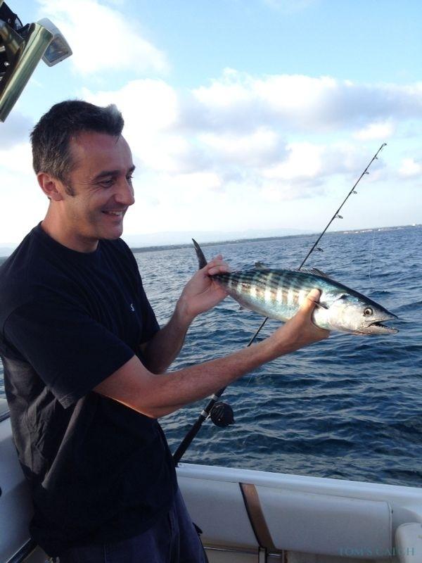 Charter de pesca Cap Camarat 650
