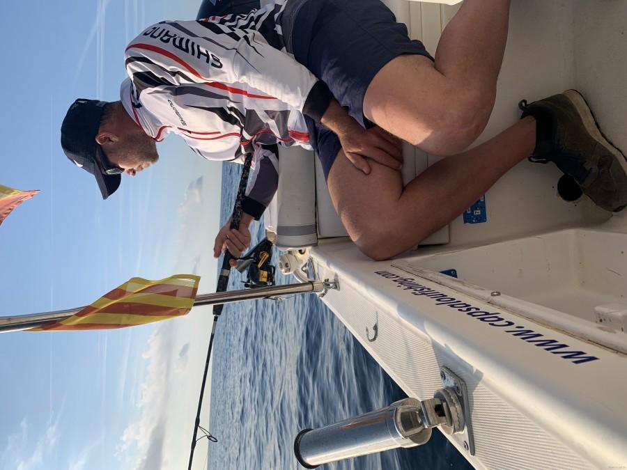 Charter de pesca Cap Salou Fishing