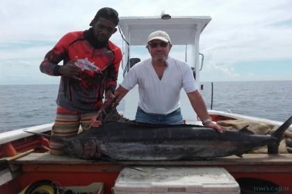 Capocabana Martinica pesca