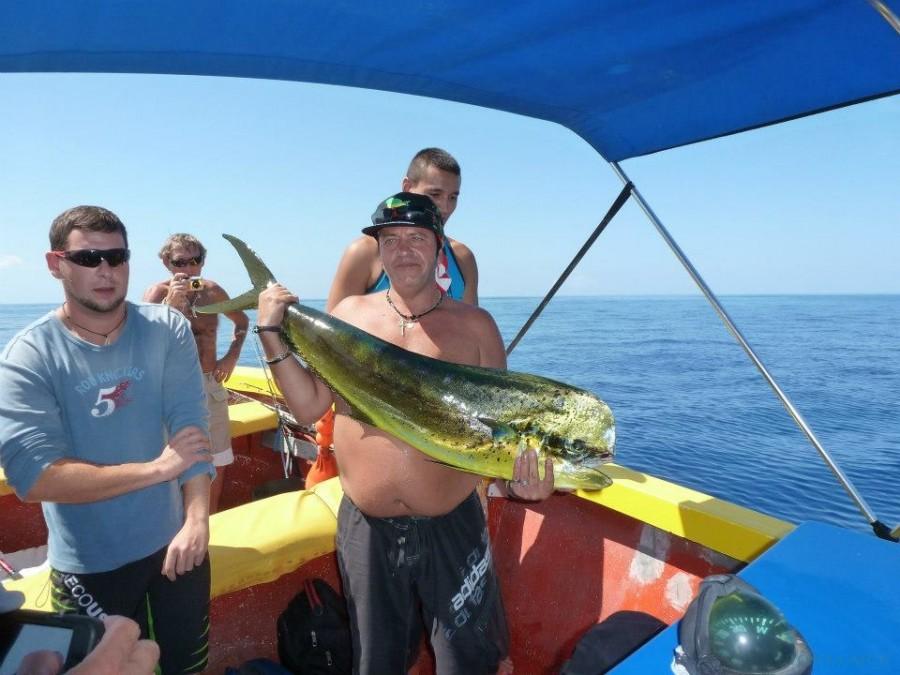 Charter de pesca Capocabana