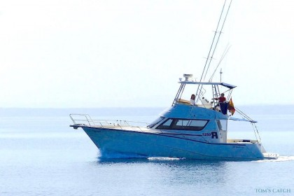 Charter de pesca Carpe Diem
