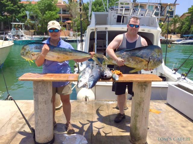 Charter de pesca Carrete Loco