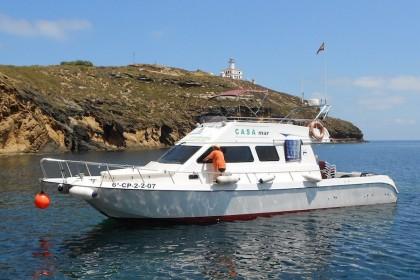 Charter de pesca Casamar Dos