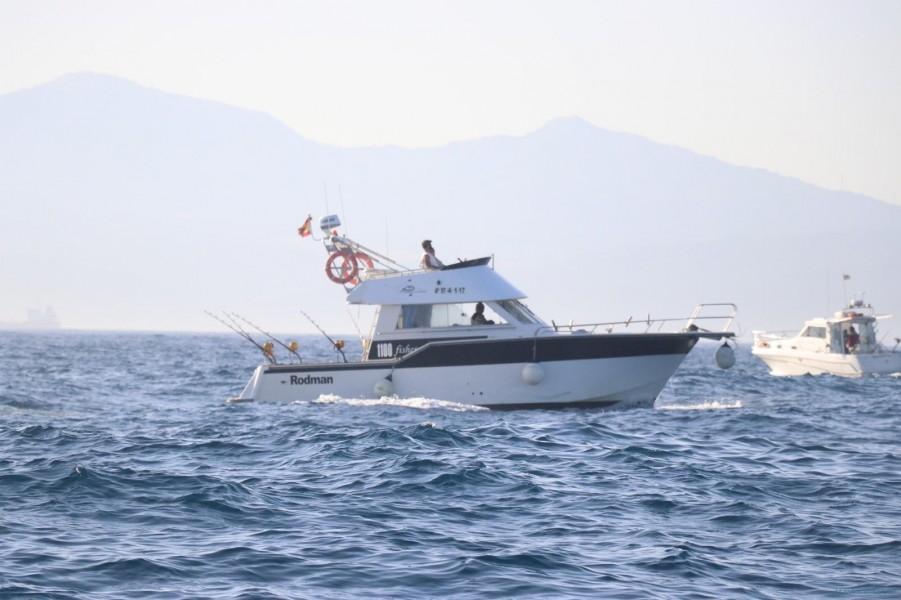 Charter de pesca Cayman III