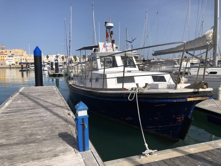 Charter de pesca Chipiona