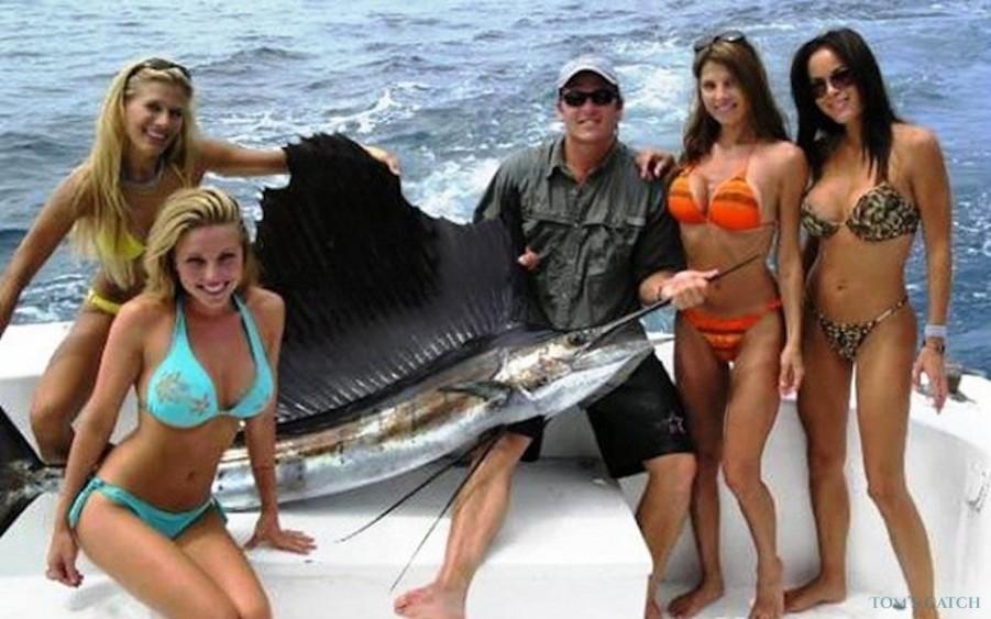 Charter de pesca Chutzpah Too