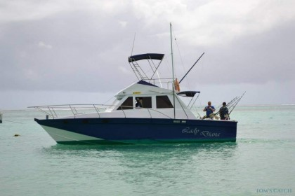 Charter de pesca Club 1034 Lady Diana
