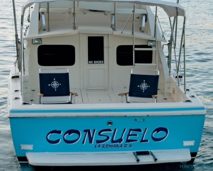 Charter de pesca Consuelo