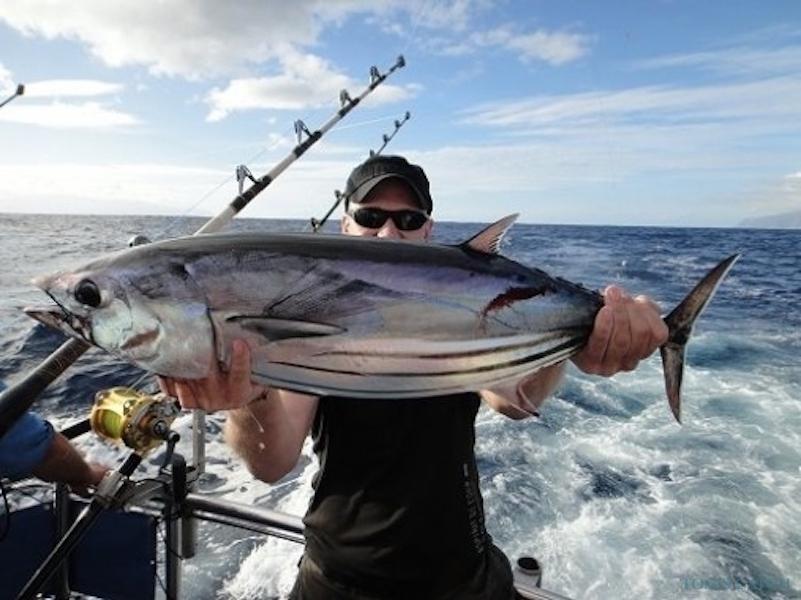 Charter de pesca Crested Wave