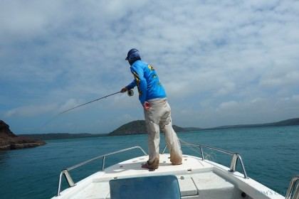 CY Fishing Charters   Queensland pesca