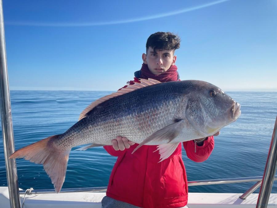 Charter de pesca Diva