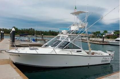 Charter de pesca Doña Meche