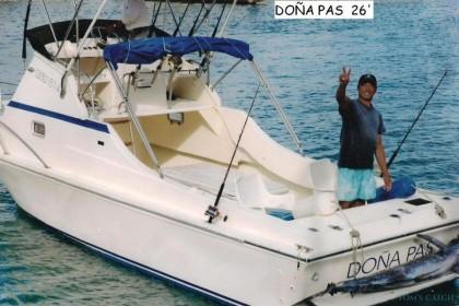 Dona Pas Cabo San Lucas pesca