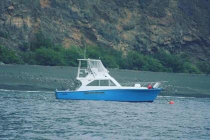 Doña Pi Cabo Verde pesca