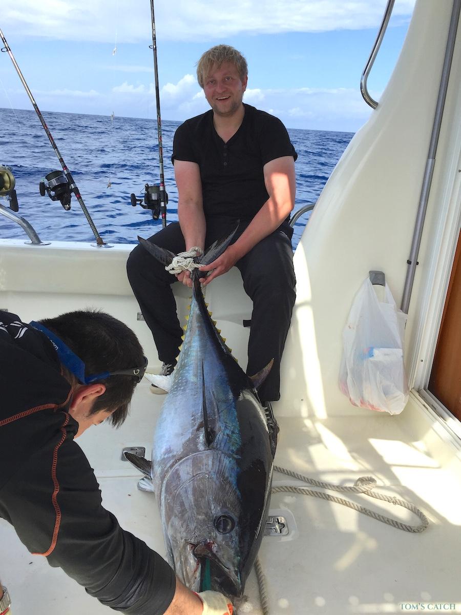 Charter de pesca Dreams