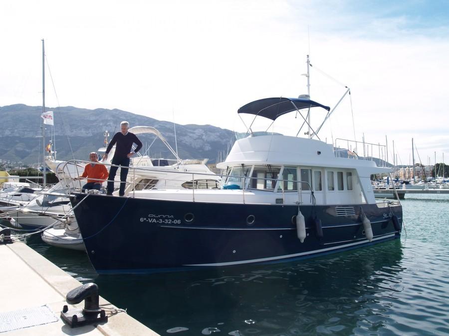 Charter de pesca Dunna