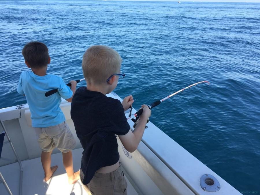Charter de pesca El Tuna