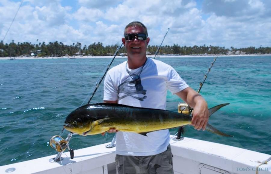 Charter de pesca Elaine I