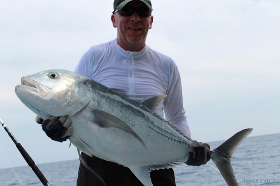 Charter de pesca Elias I