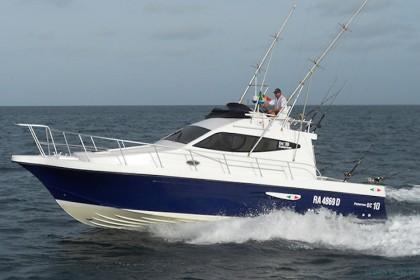 Charter de pesca Elias II