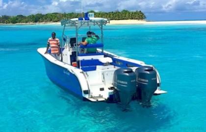 Emeraude III Madagascar pesca