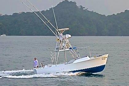 Estres Reeliever II Quepos pesca